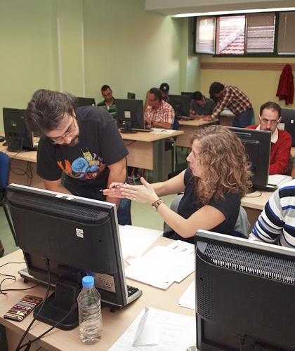 Formación de personas con Diversidad Funcional en Madrid