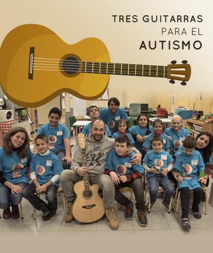 Clases de Guitarra Autismo
