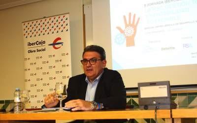Fundación Sesé, conjuntamente con IBERCAJA y Deloitte, patrocinó una jornada de Responsabilidad Social Corporativa