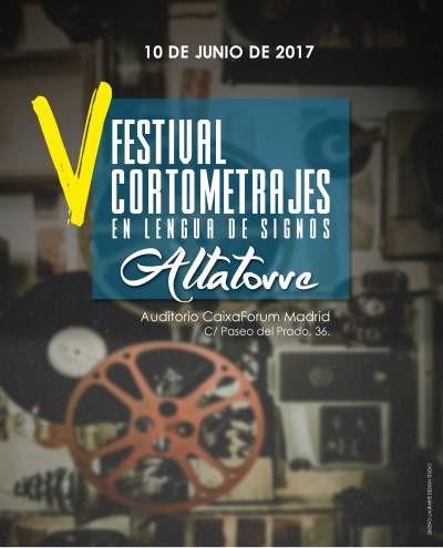 Fundación Sesé, patrocinador de la V edición del Festival de Cortometrajes en Lengua de Signos