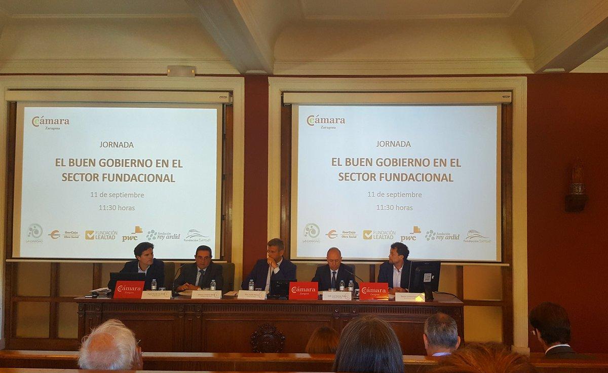 Fundación Sesé participó en una mesa redonda sobre el Buen Gobierno en el sector fundacional