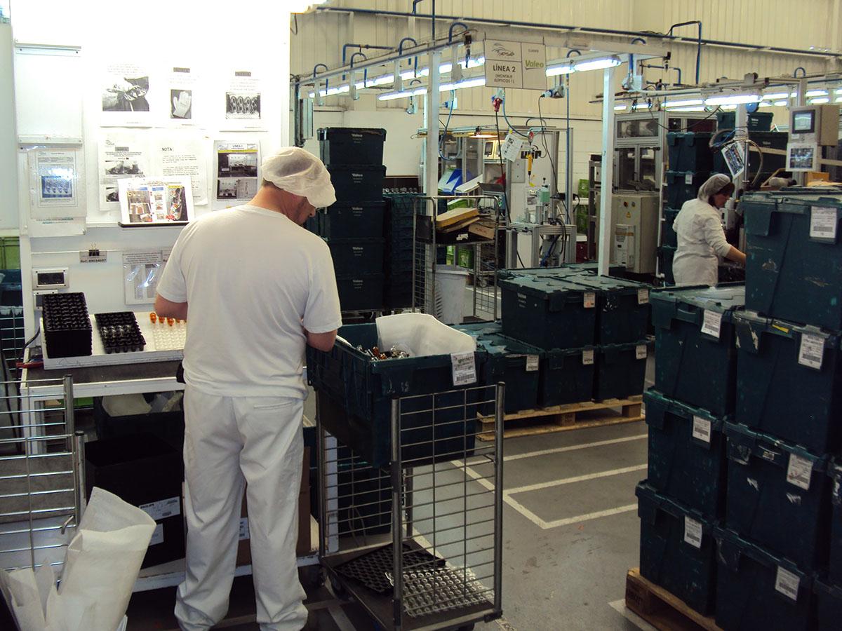 La plantilla del Centro Especial de Empleo de Martos aumenta en un 16%