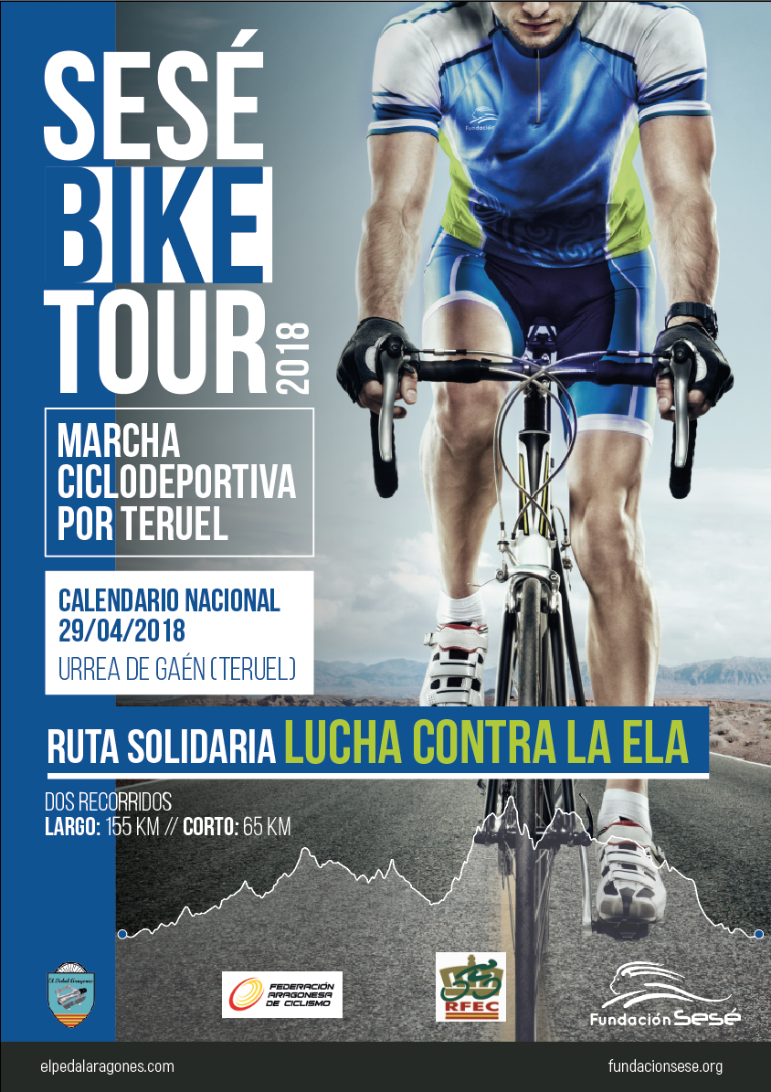 Cartel Sesé Bike Tour 2018