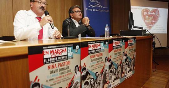 Niña Pastori, David DeMaría y El Langui cantarán en la gala solidaria de Fundación Sesé para construir un cine en el Hospital Infantil Miguel Servet