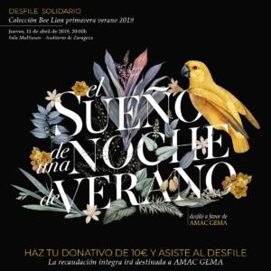 Fundación Sesé y Bee Lion se unen a la lucha contra el cáncer a través de un desfile solidario